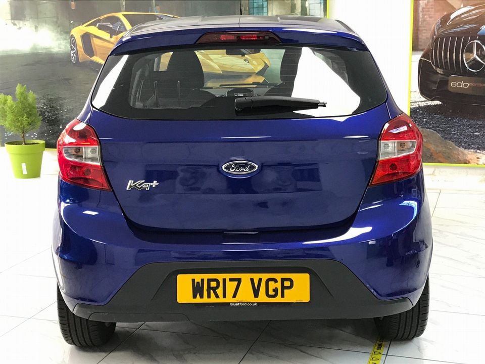 2017 Ford Ka+ 1.2 Ti-VCT Zetec 5dr - Picture 7 of 33