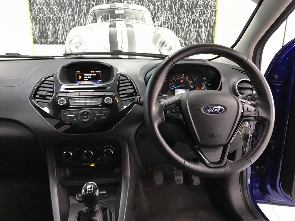 2017 Ford Ka+ 1.2 Ti-VCT Zetec 5dr - Picture 11 of 31