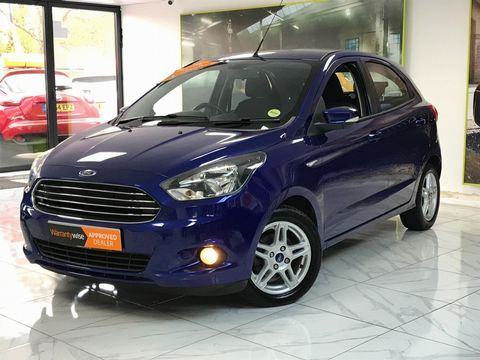 2017 Ford Ka+ 1.2 Ti-VCT Zetec 5dr - Picture 5 of 31