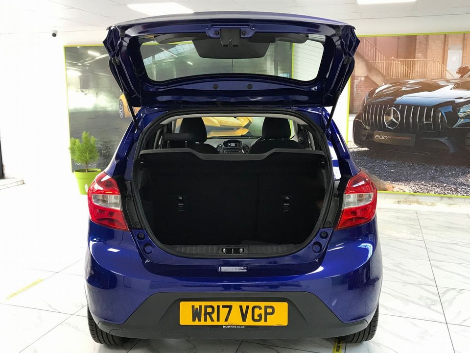 2017 Ford Ka+ 1.2 Ti-VCT Zetec 5dr - Picture 9 of 31