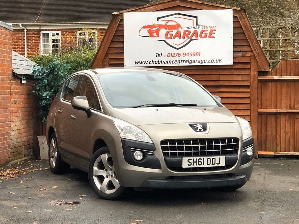 2011 Peugeot 3008 1.6 HDi FAP Sport 5dr - Picture 1 of 32