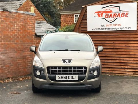 2011 Peugeot 3008 1.6 HDi FAP Sport 5dr - Picture 4 of 32