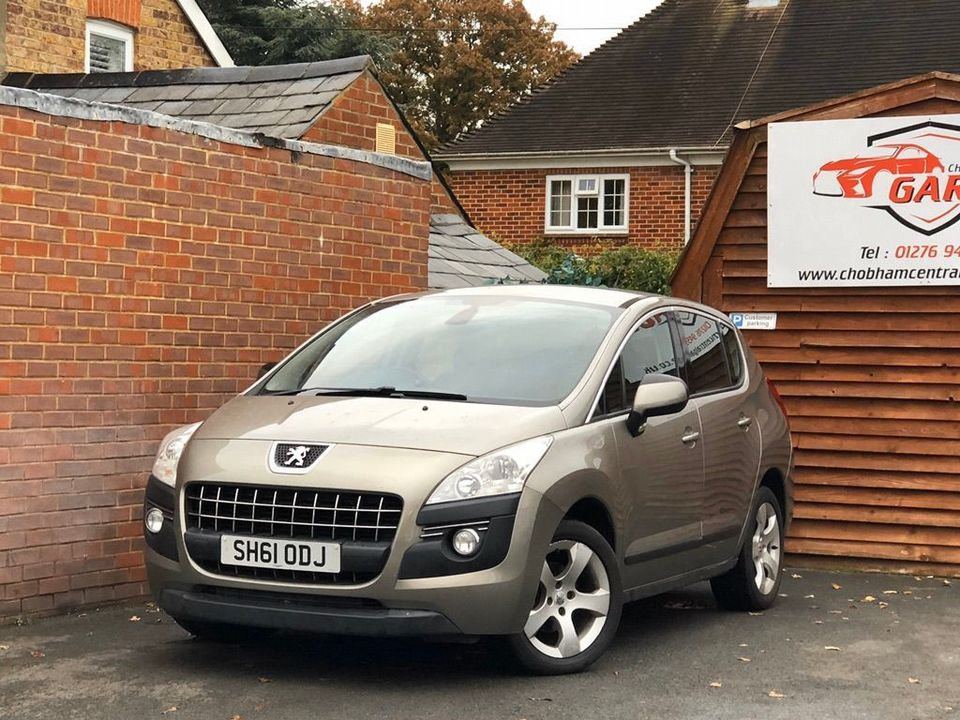 2011 Peugeot 3008 1.6 HDi FAP Sport 5dr - Picture 5 of 32