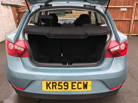 2009 SEAT Ibiza 1.6 16v Sport SportCoupe 3dr - Picture 10 of 28
