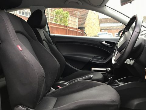 2009 SEAT Ibiza 1.6 16v Sport SportCoupe 3dr - Picture 14 of 28