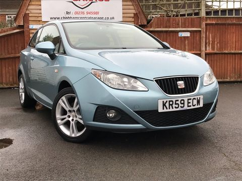 2009 SEAT Ibiza 1.6 16v Sport SportCoupe 3dr - Picture 1 of 28