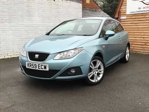 2009 SEAT Ibiza 1.6 16v Sport SportCoupe 3dr - Picture 5 of 28