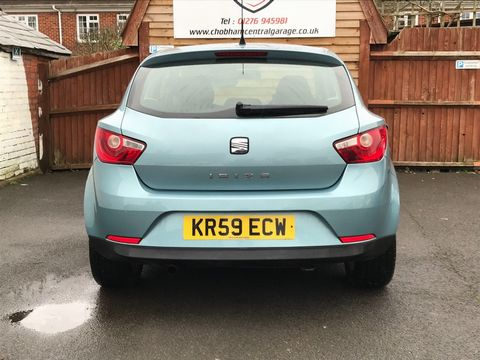 2009 SEAT Ibiza 1.6 16v Sport SportCoupe 3dr - Picture 7 of 28