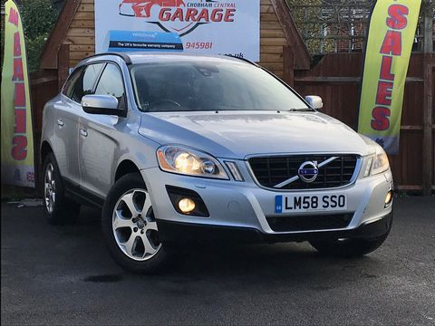 2008 Volvo XC60 2.4 D SE Geartronic AWD 5dr
