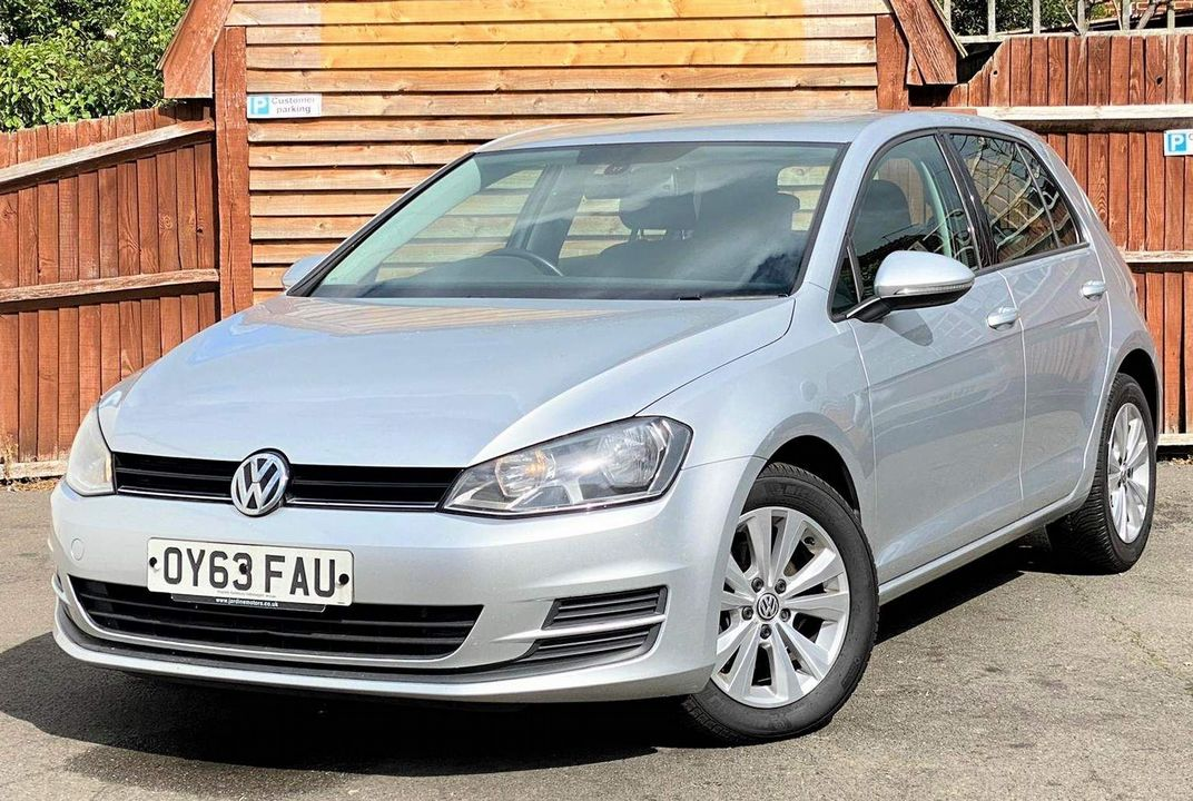 2013 Volkswagen Golf 1.6 TDI SE (s/s) 5dr - Picture 5 of 30