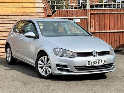 2013 Volkswagen Golf 1.6 TDI SE (s/s) 5dr - Picture 1 of 36