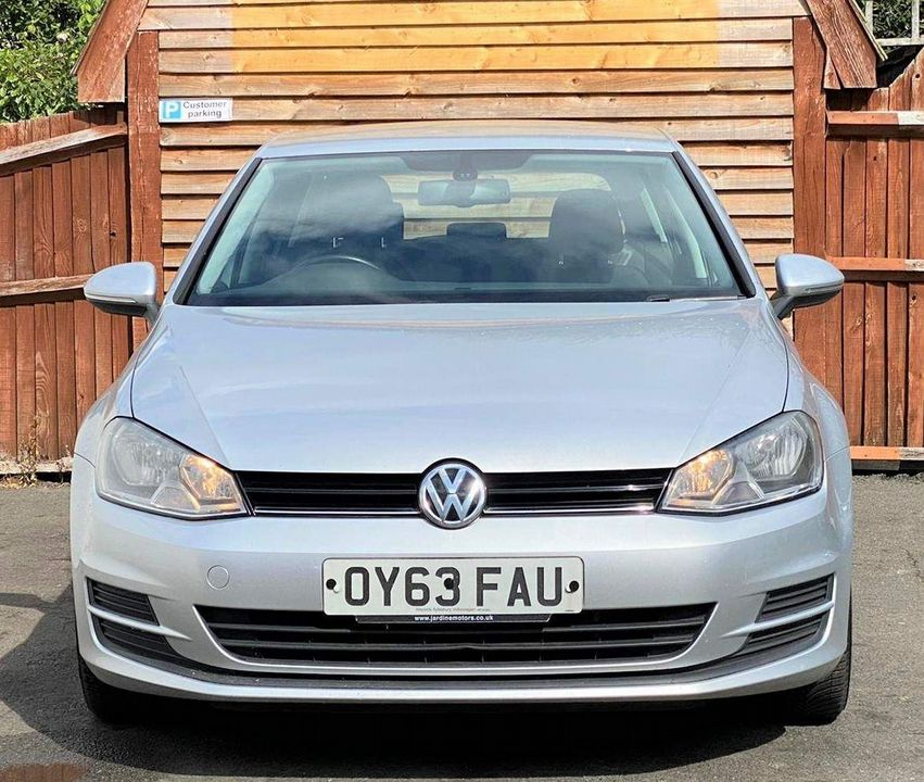2013 Volkswagen Golf 1.6 TDI SE (s/s) 5dr - Picture 3 of 36