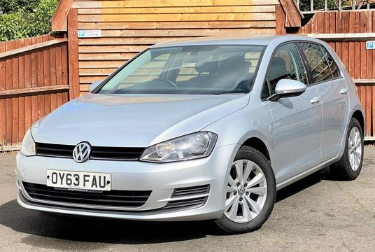 2013 Volkswagen Golf 1.6 TDI SE (s/s) 5dr - Picture 5 of 36