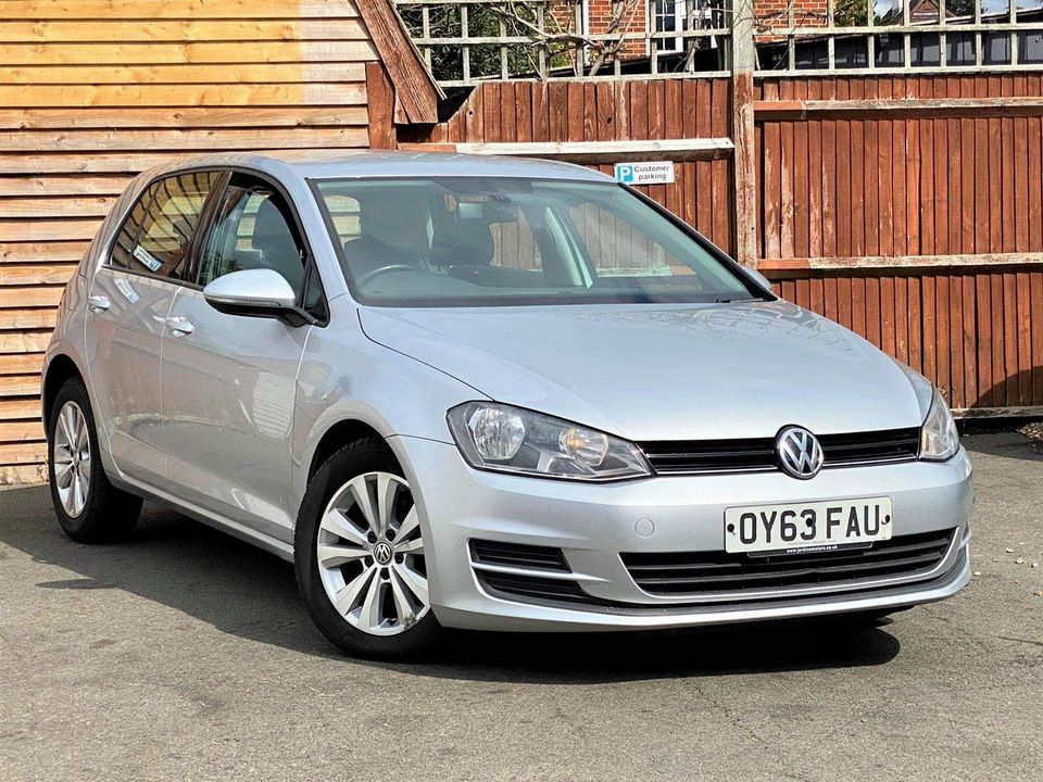 2013 Volkswagen Golf 1.6 TDI BlueMotion Tech SE (s/s) 5dr - Picture 1 of 33