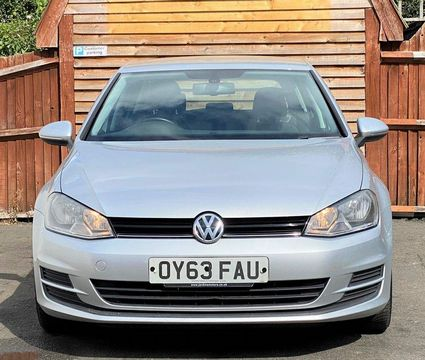 2013 Volkswagen Golf 1.6 TDI BlueMotion Tech SE (s/s) 5dr - Picture 3 of 33