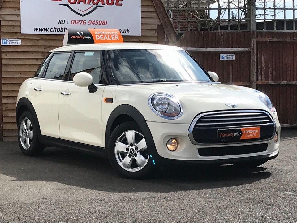 2015 MINI Hatch 1.5 Cooper D (s/s) 5dr - Picture 1 of 37