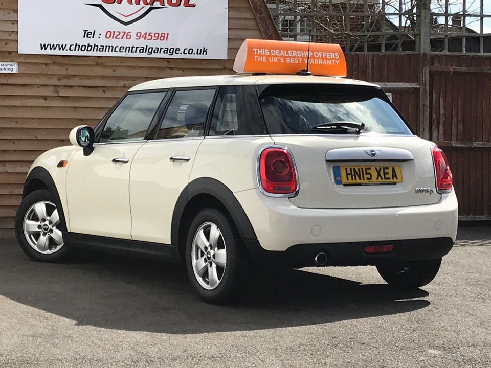 2015 MINI Hatch 1.5 Cooper D (s/s) 5dr - Picture 6 of 37