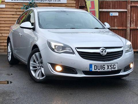 2016 Vauxhall Insignia 2.0 CDTi SRi Nav (s/s) 5dr