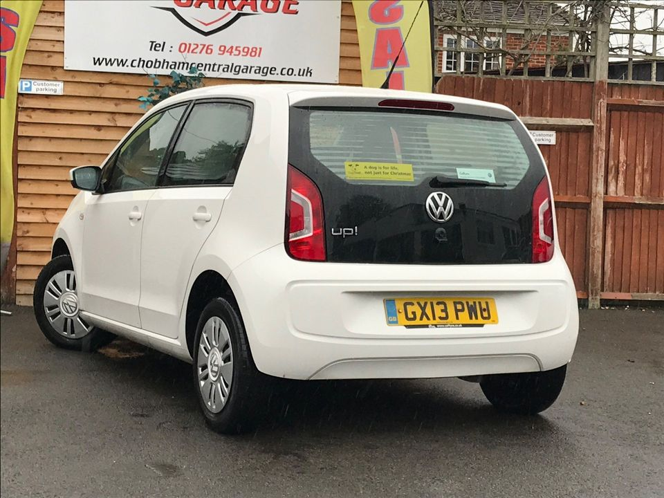 2013 Volkswagen up! 1.0 Move up! 5dr - Picture 10 of 20