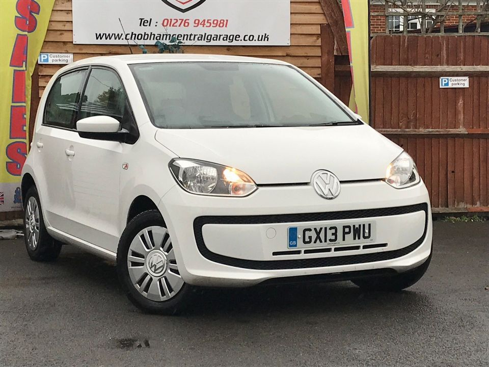 2013 Volkswagen up! 1.0 Move up! 5dr - Picture 1 of 20