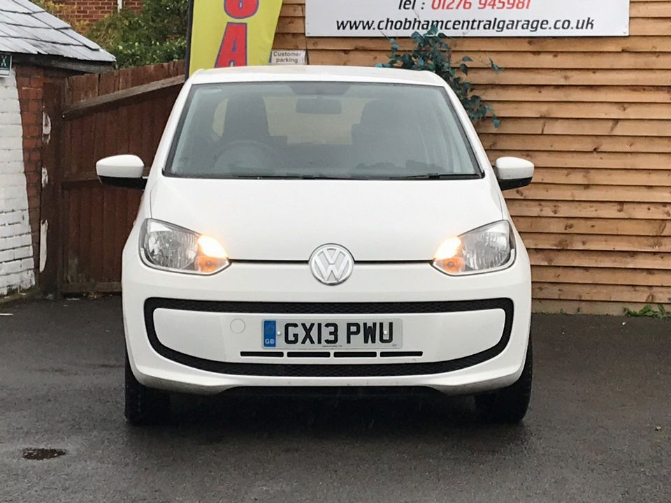 2013 Volkswagen up! 1.0 Move up! 5dr - Picture 3 of 20