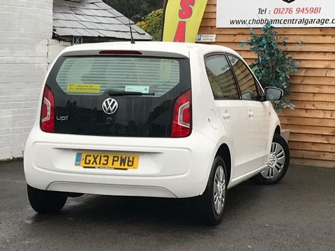 2013 Volkswagen up! 1.0 Move up! 5dr - Picture 6 of 20