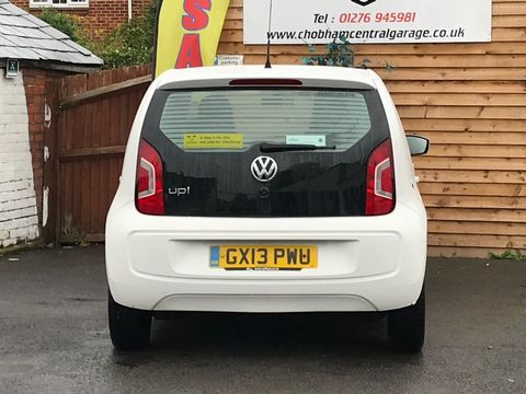 2013 Volkswagen up! 1.0 Move up! 5dr - Picture 7 of 20