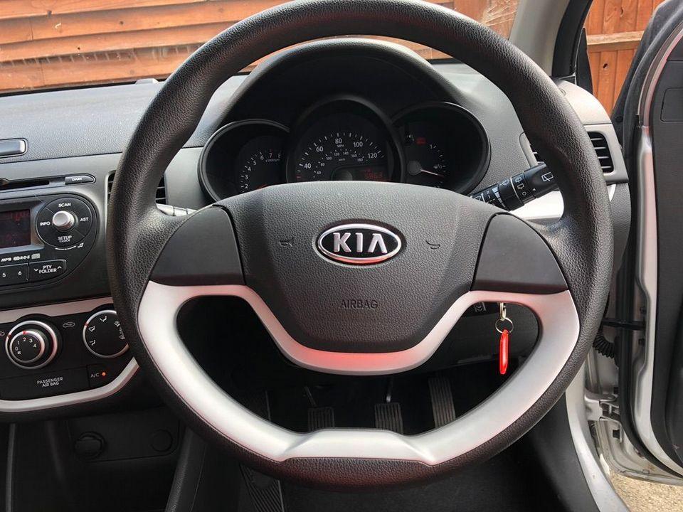 2011 Kia Picanto 1.0 1 5dr - Picture 25 of 29