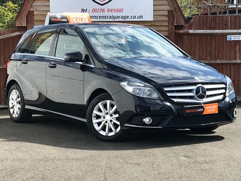 2013 Mercedes-Benz B Class 1.8 B180 CDI BlueEFFICIENCY SE 7G-DCT (s/s) 5dr