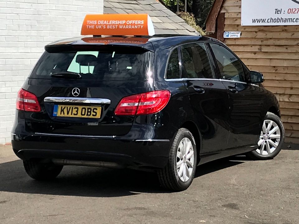 2013 Mercedes-Benz B Class 1.8 B180 CDI BlueEFFICIENCY SE 7G-DCT (s/s) 5dr - Picture 6 of 40