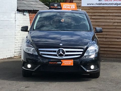2013 Mercedes-Benz B Class 1.8 B180 CDI BlueEFFICIENCY SE 7G-DCT (s/s) 5dr - Picture 3 of 40