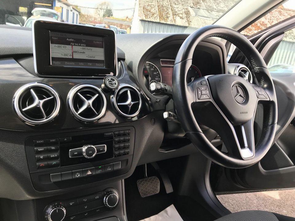 2013 Mercedes-Benz B Class 1.8 B180 CDI BlueEFFICIENCY SE 7G-DCT (s/s) 5dr - Picture 12 of 39