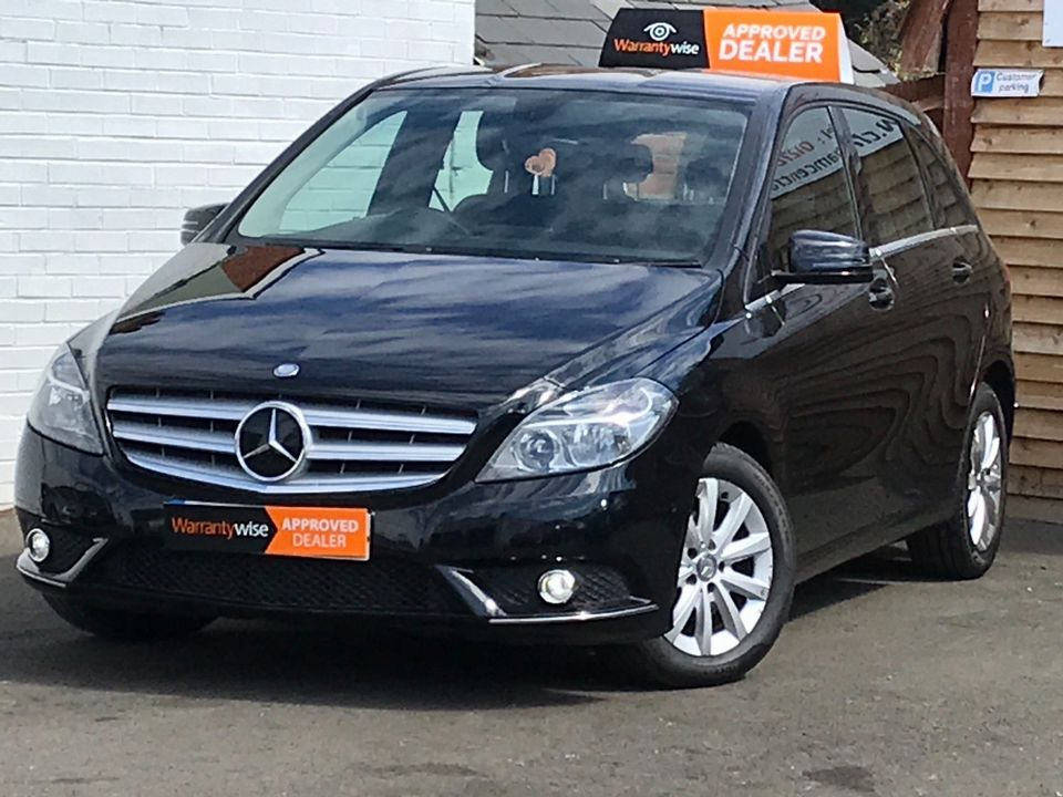 2013 Mercedes-Benz B Class 1.8 B180 CDI BlueEFFICIENCY SE 7G-DCT (s/s) 5dr - Picture 5 of 39