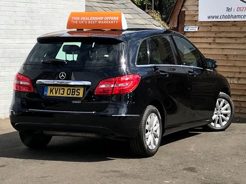 2013 Mercedes-Benz B Class 1.8 B180 CDI BlueEFFICIENCY SE 7G-DCT (s/s) 5dr - Picture 6 of 39