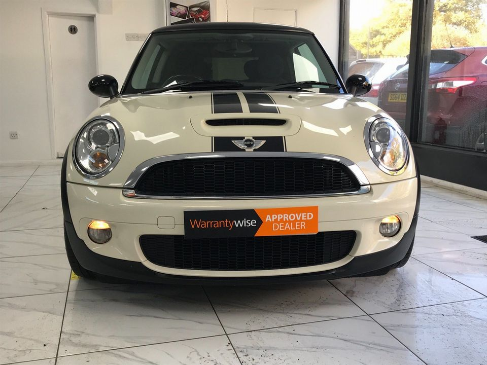 2009 MINI Hatch 1.6 Cooper S 3dr - Picture 3 of 27