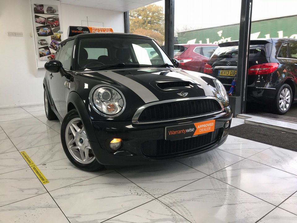 2009 MINI Hatch 1.6 Cooper S 3dr - Picture 1 of 26