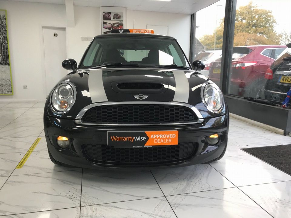 2009 MINI Hatch 1.6 Cooper S 3dr - Picture 3 of 26