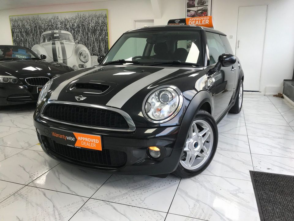 2009 MINI Hatch 1.6 Cooper S 3dr - Picture 5 of 26