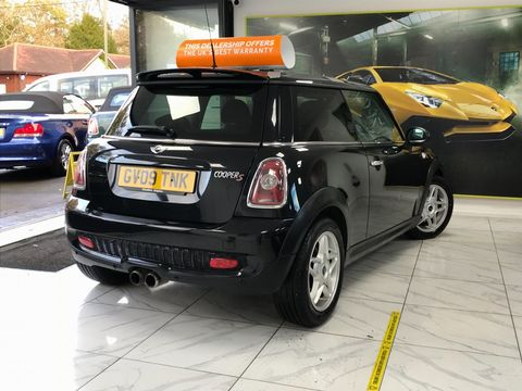 2009 MINI Hatch 1.6 Cooper S 3dr - Picture 6 of 26