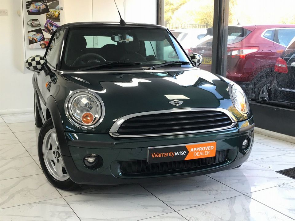 2010 MINI Convertible 1.6 One 2dr - Picture 1 of 30