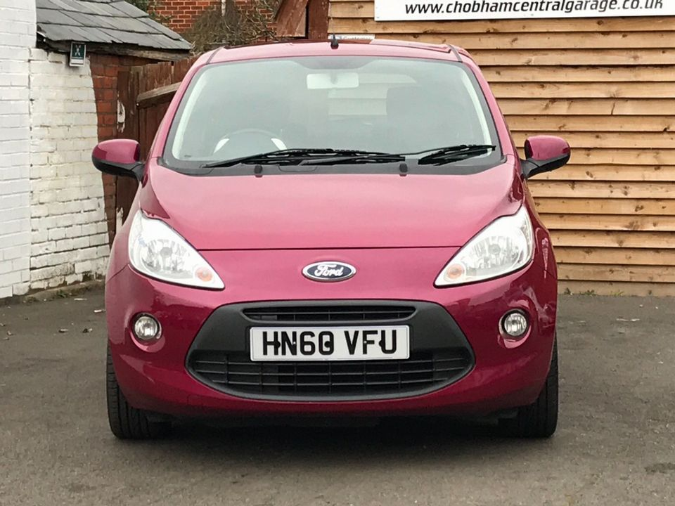 2010 Ford Ka 1.2 Zetec 3dr - Picture 3 of 33