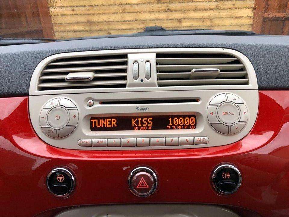 2009 Fiat 500 1.2 Pop 3dr - Picture 21 of 22
