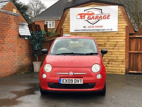 2009 Fiat 500 1.2 Pop 3dr - Picture 4 of 22
