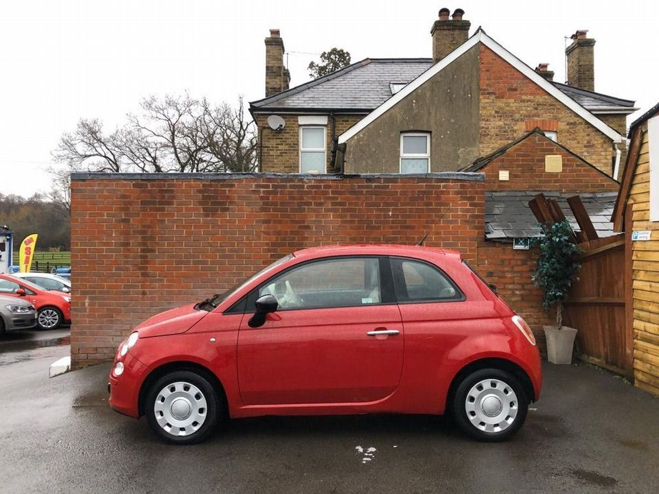 2009 Fiat 500 1.2 Pop 3dr - Picture 6 of 22