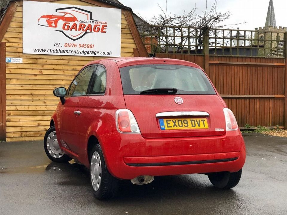 2009 Fiat 500 1.2 Pop 3dr - Picture 10 of 28