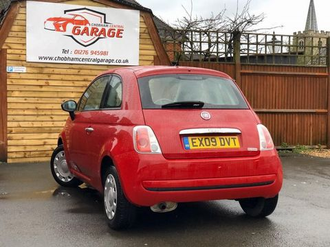 2009 Fiat 500 1.2 Pop 3dr - Picture 11 of 28