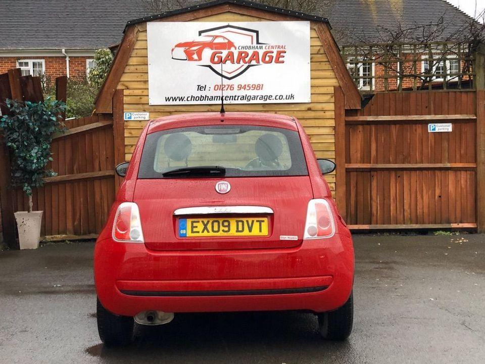 2009 Fiat 500 1.2 Pop 3dr - Picture 12 of 28