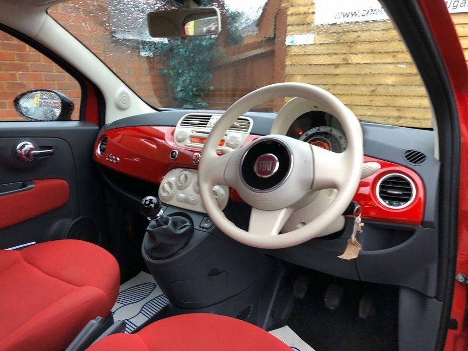 2009 Fiat 500 1.2 Pop 3dr - Picture 14 of 28