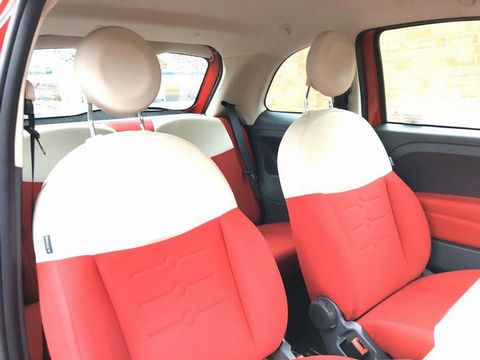 2009 Fiat 500 1.2 Pop 3dr - Picture 15 of 28