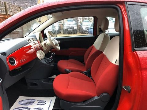 2009 Fiat 500 1.2 Pop 3dr - Picture 16 of 28